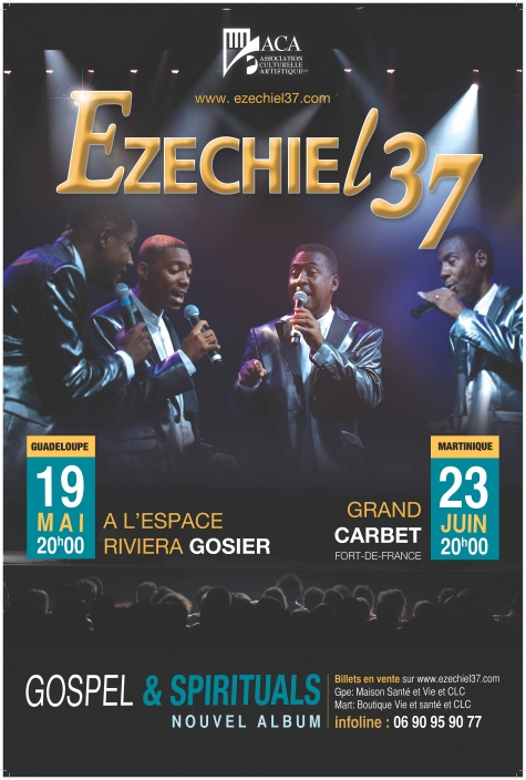 Concert du 23 Juin 2012 à 20h Grand Carbet Fort-de-France